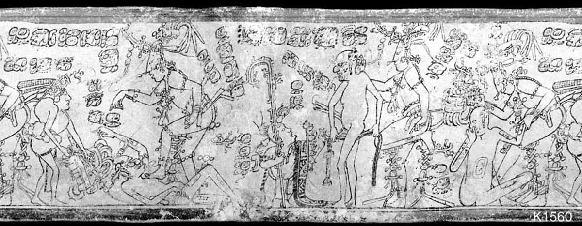 Ancient Scripts: The Rabbit Scribe's Adventures