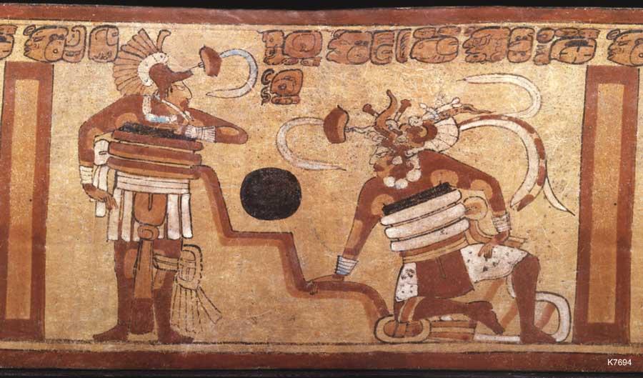 Maya ballgame